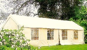 Hire our marquee for your function
