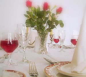 Beautiful Table Settings - Catering for Stylish Weddings